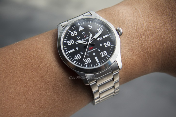 Đồng hồ Orient FUNG2001B0 giá rẻ, được thay pin miễn phí - Ảnh 2