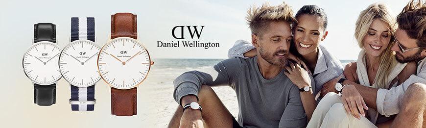 DANIEL WELLINGTON Banner