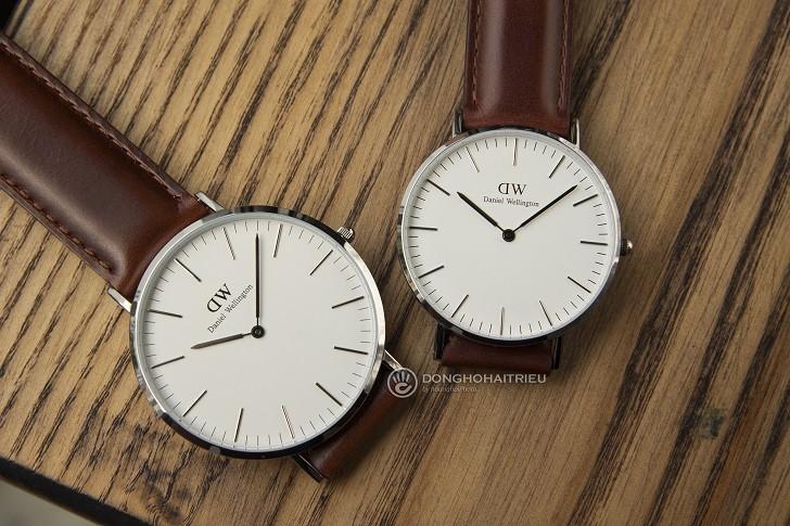 Đồng hồ Daniel Wellington DW00100021 giá rẻ, thay pin miễn phí - Ảnh 3