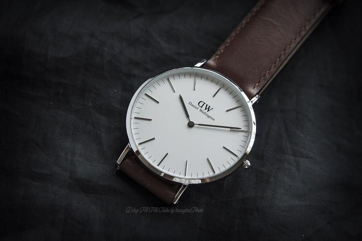 Đồng hồ Daniel Wellington DW00100021 giá rẻ, thay pin miễn phí - Ảnh 5