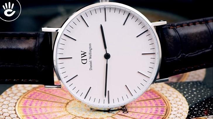 Đồng hồ nam Daniel Wellington DW00100025 thay pin miễn phí - Ảnh 1