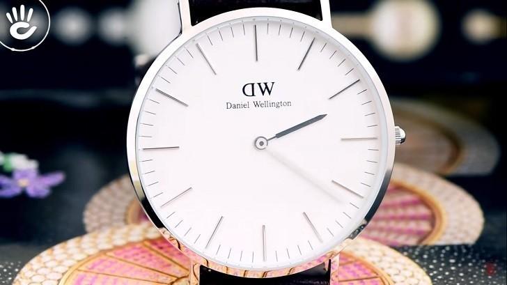 Đồng hồ nam Daniel Wellington DW00100025 thay pin miễn phí - Ảnh 2