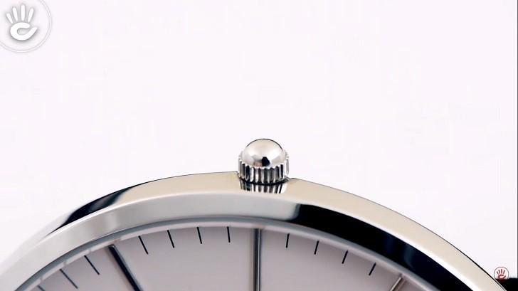 Đồng hồ nam Daniel Wellington DW00100025 thay pin miễn phí - Ảnh 3