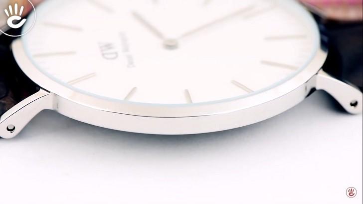 Đồng hồ nam Daniel Wellington DW00100025 thay pin miễn phí - Ảnh 4