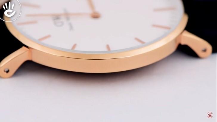 Đồng hồ nữ Daniel Wellington DW00100036 thay pin miễn phí - Ảnh 2