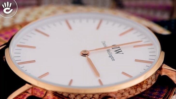 Đồng hồ nữ Daniel Wellington DW00100036 thay pin miễn phí - Ảnh 4