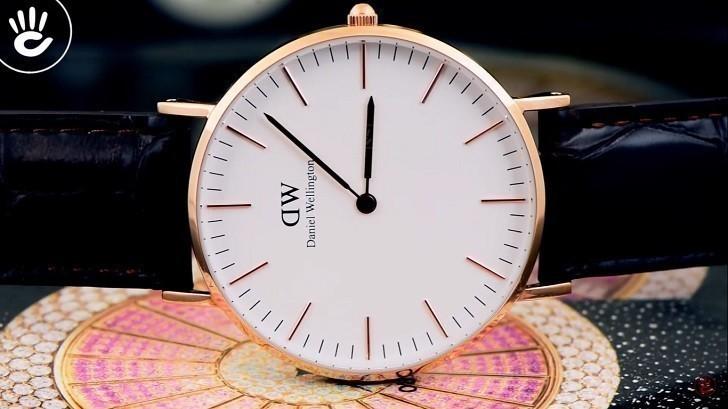 Đồng hồ Daniel Wellington DW00100038 thay pin miễn phí - Ảnh 4