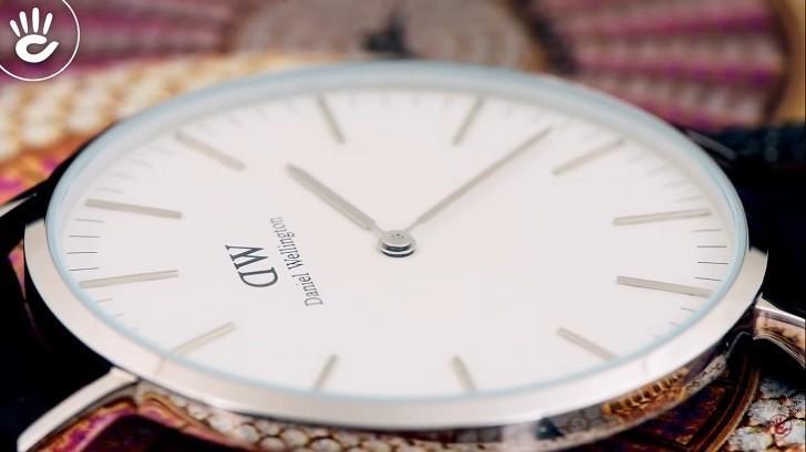 Đồng hồ nữ Daniel Wellington DW00100055 thay pin miễn phí - Ảnh 5