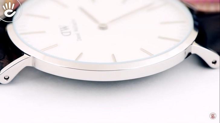 Đồng hồ nữ Daniel Wellington DW00100056 thay pin miễn phí - Ảnh 2