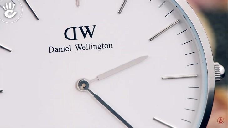Đồng hồ nữ Daniel Wellington DW00100056 thay pin miễn phí - Ảnh 3