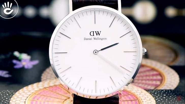 Đồng hồ nữ Daniel Wellington DW00100056 thay pin miễn phí - Ảnh 4
