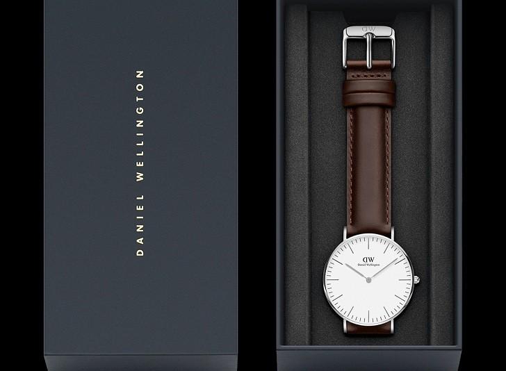 Đồng hồ nữ Daniel Wellington DW00100056 thay pin miễn phí - Ảnh 6