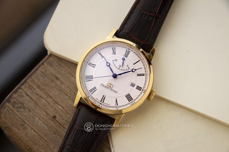 Đồng hồ Orient SEL09002W0: Máy cơ Nhật Bản, thiết kế lịch lãm - Ảnh 1