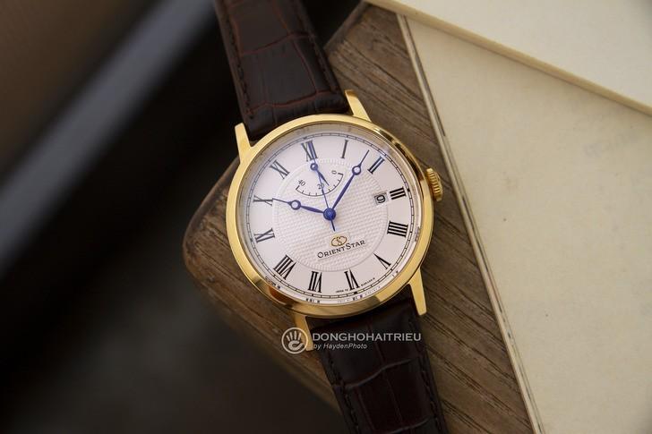 Đồng hồ Orient SEL09002W0: Máy cơ Nhật Bản, thiết kế lịch lãm - Ảnh 2
