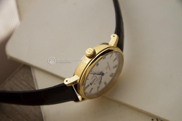 Đồng hồ Orient SEL09002W0: Máy cơ Nhật Bản, thiết kế lịch lãm - Ảnh 5