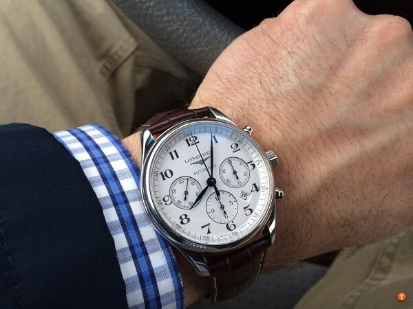 Longines Master Collection 3