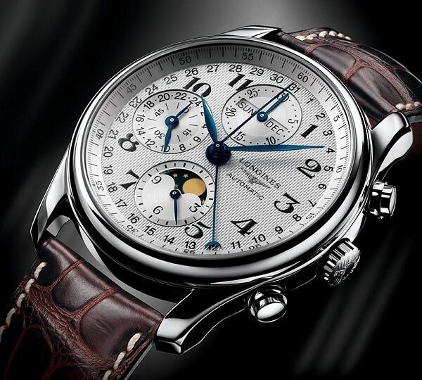 Khám Phá Thương Hiệu Longines Watches Tại Vietnam - Longines Master Collection