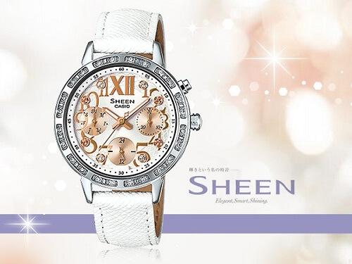 casio sheen SHE-3036L-7A2UDR