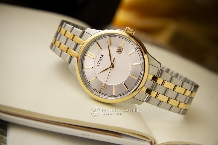 Đồng hồ nam Citizen BI1054-55A giá rẻ, thay pin miễn phí - Ảnh 1