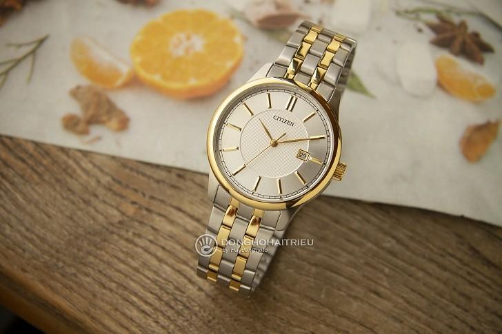 Đồng hồ nam Citizen BI1054-55A giá rẻ, thay pin miễn phí - Ảnh 2