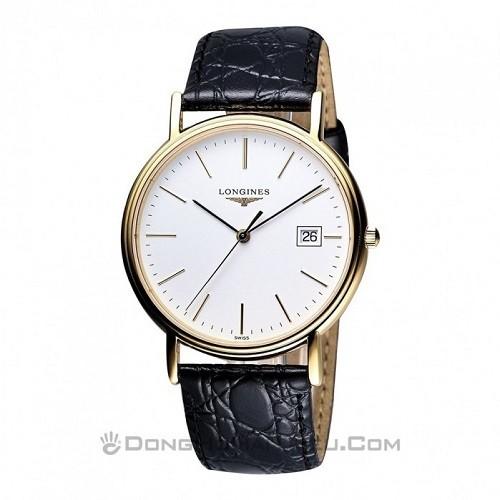 Khám Phá Thương Hiệu Longines Watches Tại Vietnam - Longines L4.790.2.12.2