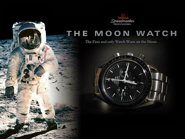 omega Moon watch