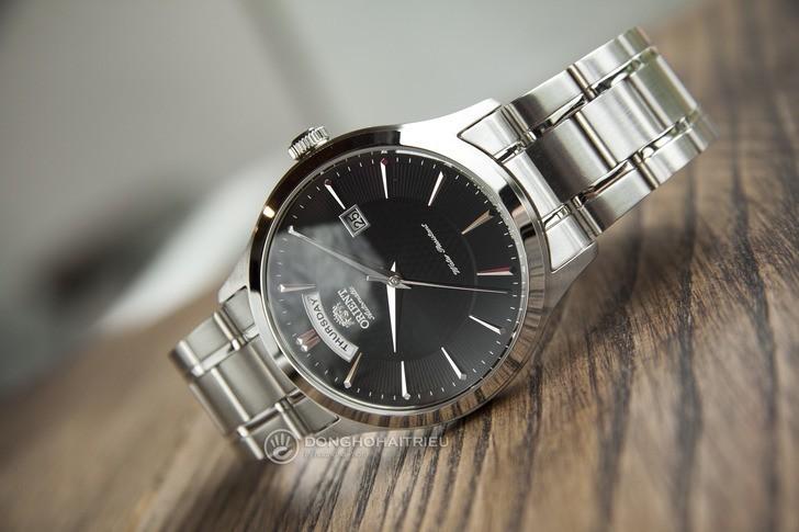 Đồng hồ Orient FEV0V001BH automatic, trữ cót đến 40 giờ - Ảnh 2