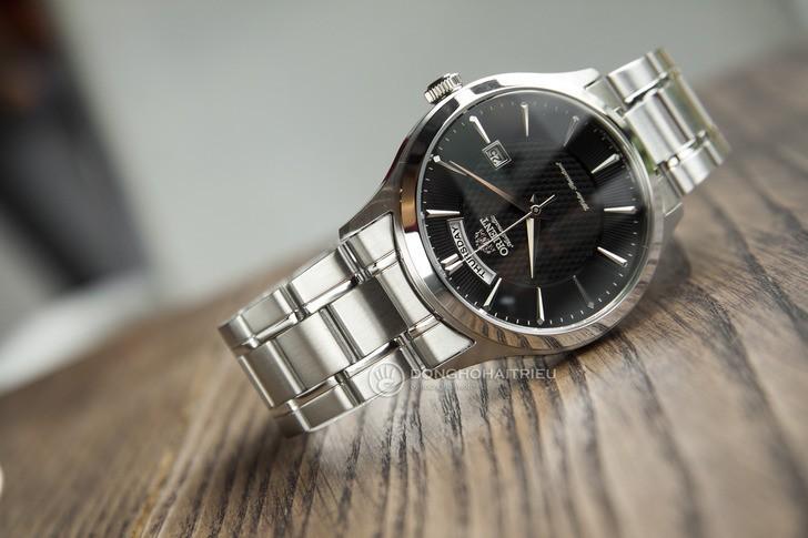 Đồng hồ Orient FEV0V001BH automatic, trữ cót đến 40 giờ - Ảnh 3