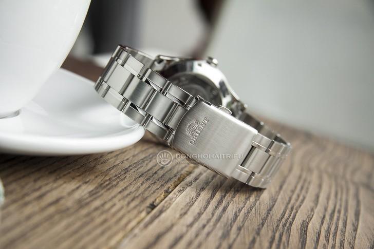 Đồng hồ Orient FEV0V001BH automatic, trữ cót đến 40 giờ - Ảnh 4
