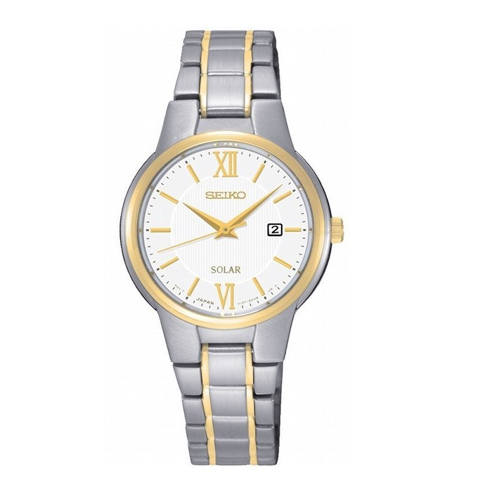 Tổng hợp 30 mẫu đồng hồ nữ mặt nhỏ dưới 29mm bán chạy nhất - Ảnh: Seiko SUT230P1