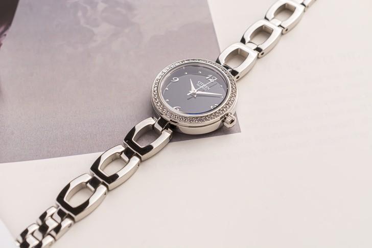 Đồng hồ nữ Citizen EJ6070-51E thiết kế đính đá sang trọng - Ảnh 7