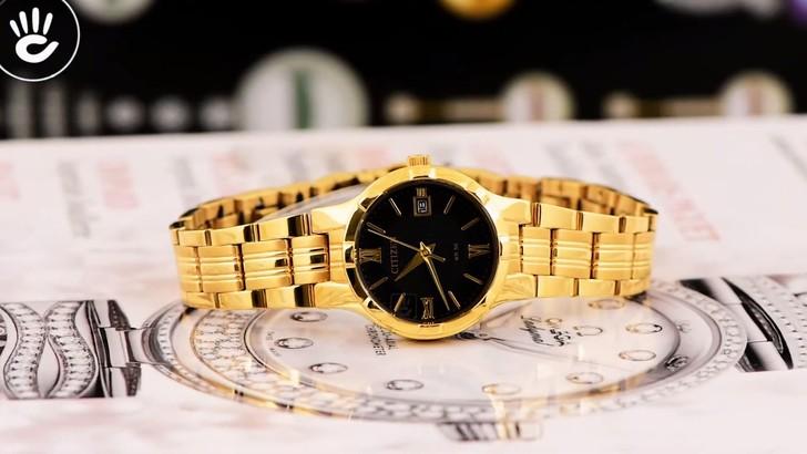 Đồng hồ Citizen EU6022-54E giá rẻ, được thay pin miễn phí - Ảnh: 1