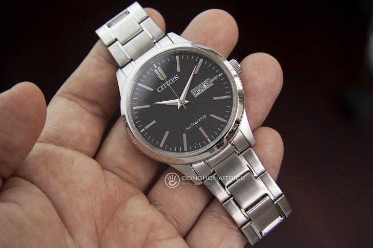 Đồng hồ Citizen NH7520-56E automatic, trữ cót hơn 40 giờ - Ảnh 1