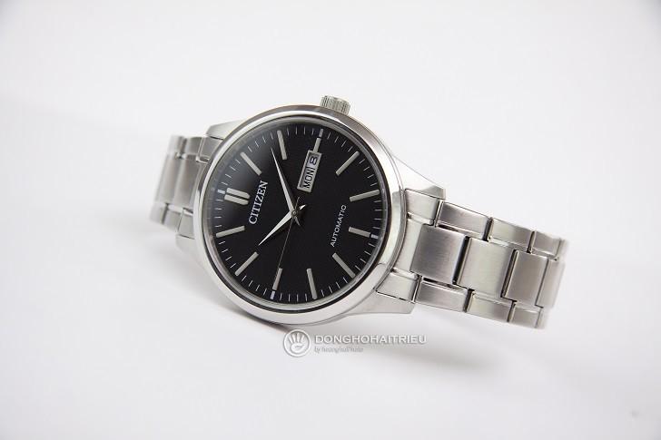Đồng hồ Citizen NH7520-56E automatic, trữ cót hơn 40 giờ - Ảnh 3