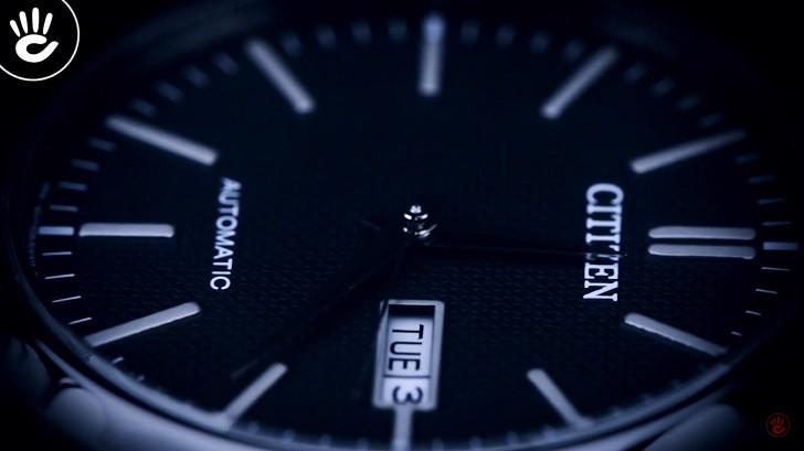 Đồng hồ Citizen NH7520-56E automatic, trữ cót hơn 40 giờ - Ảnh 4