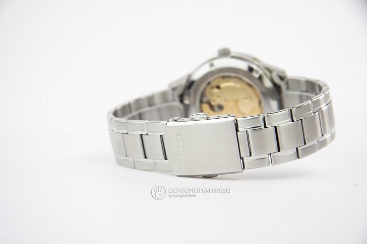 Đồng hồ Citizen NH7520-56E automatic, trữ cót hơn 40 giờ - Ảnh 6