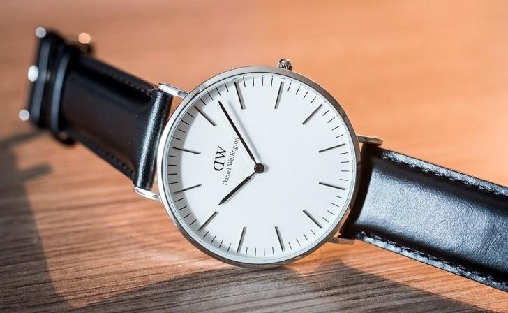 Đồng hồ Daniel Wellington DW00100020 thay pin miễn phí - Ảnh 1