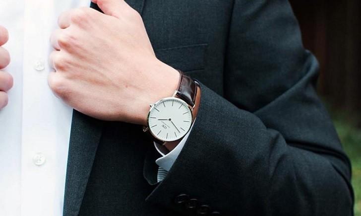 Đồng hồ Daniel Wellington DW00100020 thay pin miễn phí - Ảnh 2