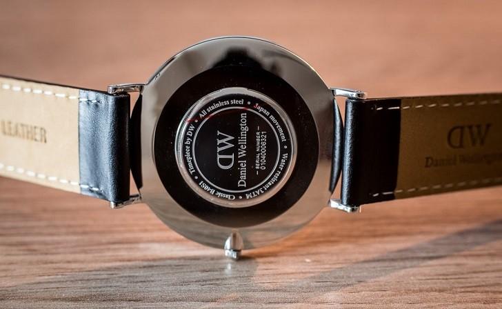 Đồng hồ Daniel Wellington DW00100020 thay pin miễn phí - Ảnh 3