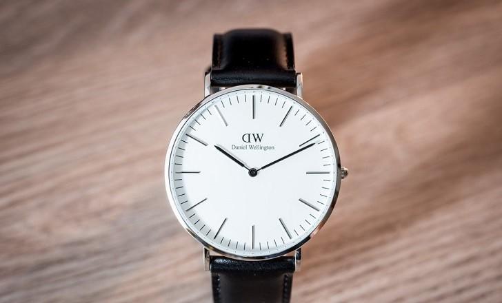 Đồng hồ Daniel Wellington DW00100020 thay pin miễn phí - Ảnh 4