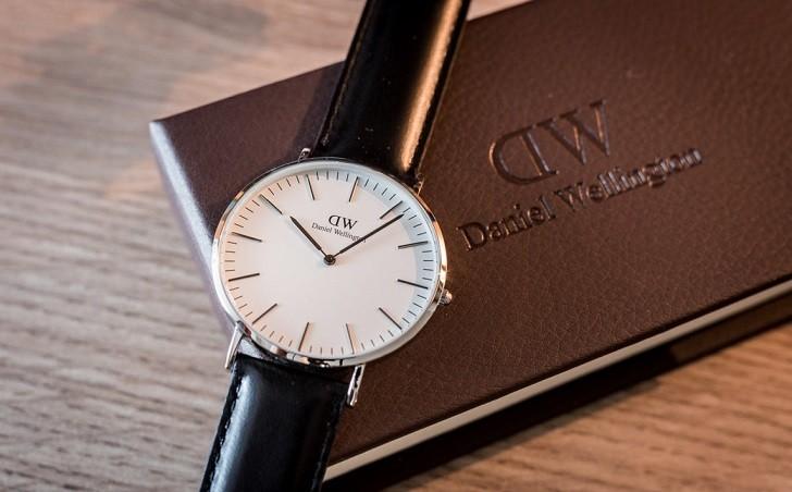 Đồng hồ Daniel Wellington DW00100020 thay pin miễn phí - Ảnh 6