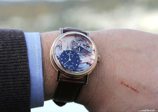 10 sự thật không ngờ về thế giới đồng hồ đeo tay breguet