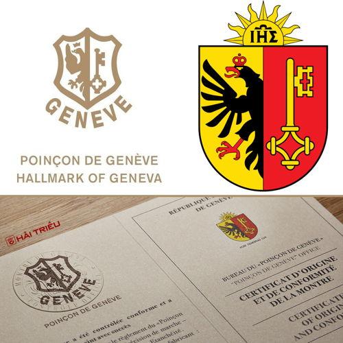 360 Độ Đồng Hồ Xuất Xứ Thụy Sĩ: Swiss Made, Geneva Seal Chứng Nhận