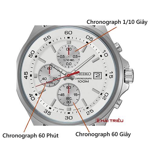 Cách Nhận Dạng Chronograph Khi Mua Đồng Hồ VD5