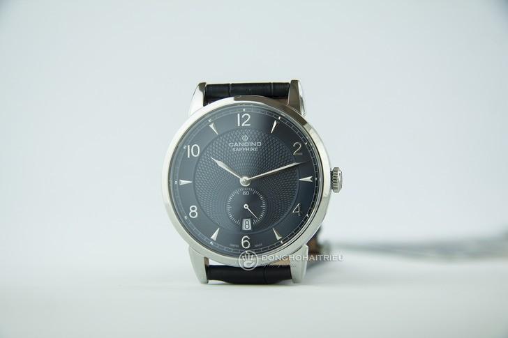 Đồng hồ Candino C4591/3 thiết kế thời trang, dây da lịch lãm - Ảnh 1