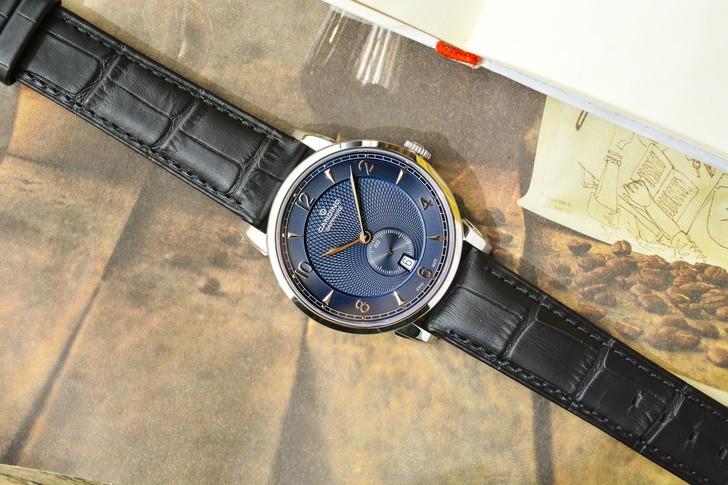 Đồng hồ Candino C4591/3 thiết kế thời trang, dây da lịch lãm - Ảnh 2