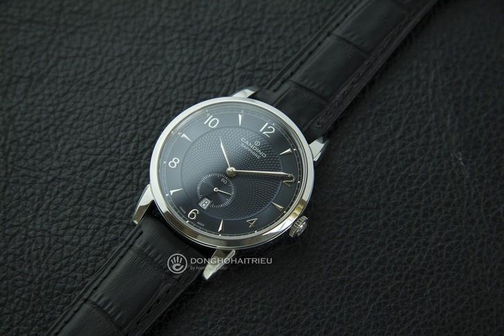 Đồng hồ Candino C4591/3 thiết kế thời trang, dây da lịch lãm - Ảnh 3