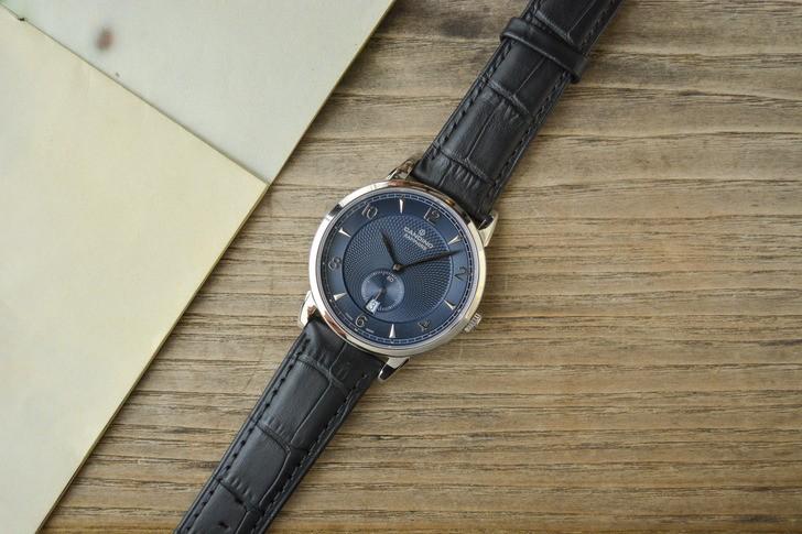 Đồng hồ Candino C4591/3 thiết kế thời trang, dây da lịch lãm - Ảnh 6