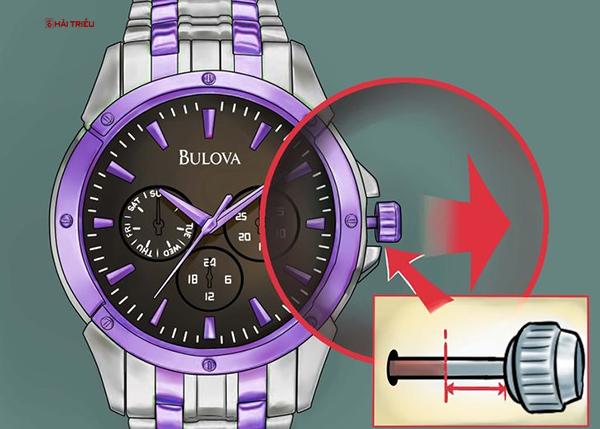 chinh gio dong ho bulova chronograph 4