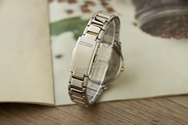 Đồng hồ Citizen EM0414-57A năng lượng ánh sáng độc quyền - Ảnh 4